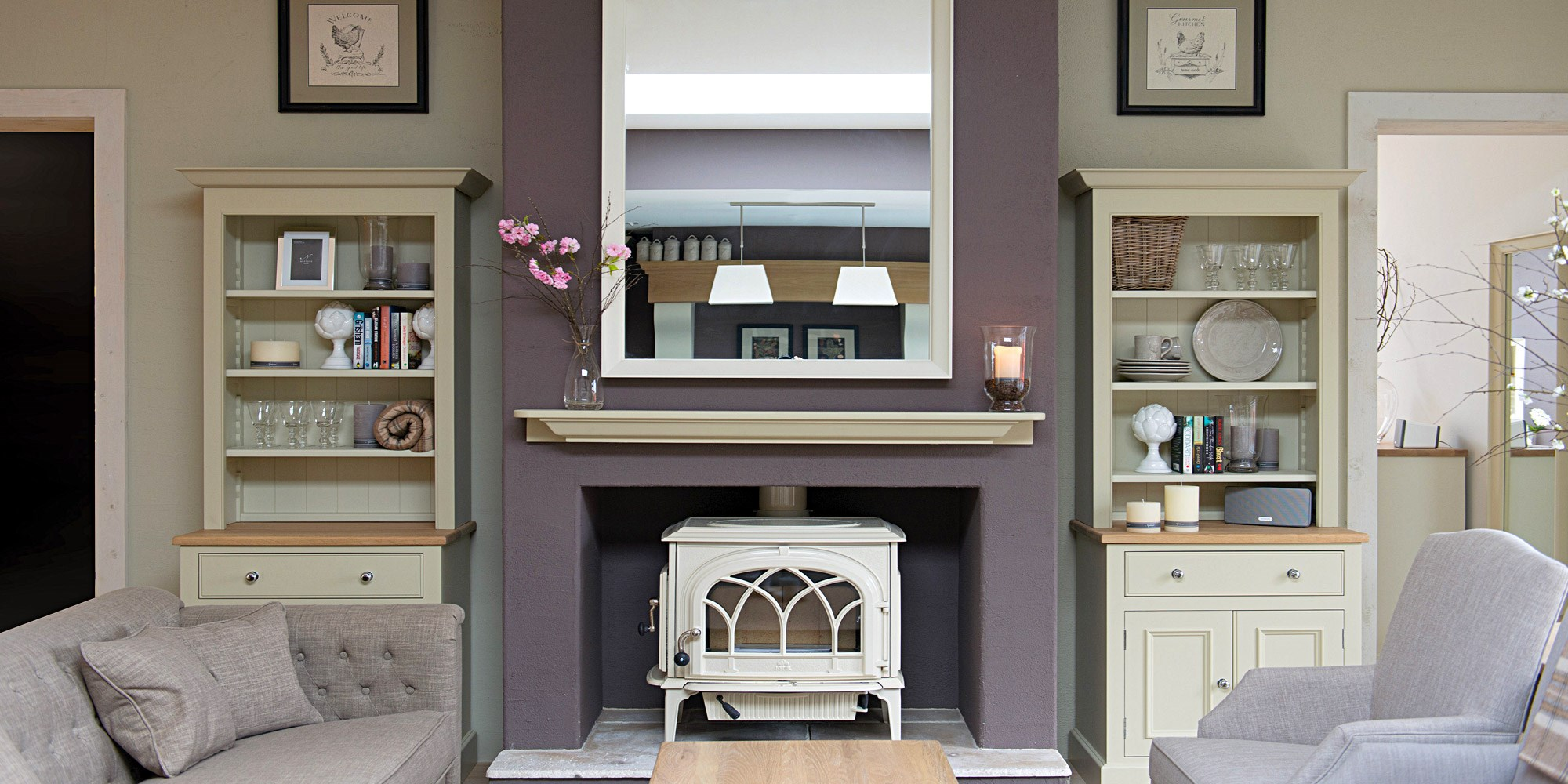 Chichester Living Room By Neptune