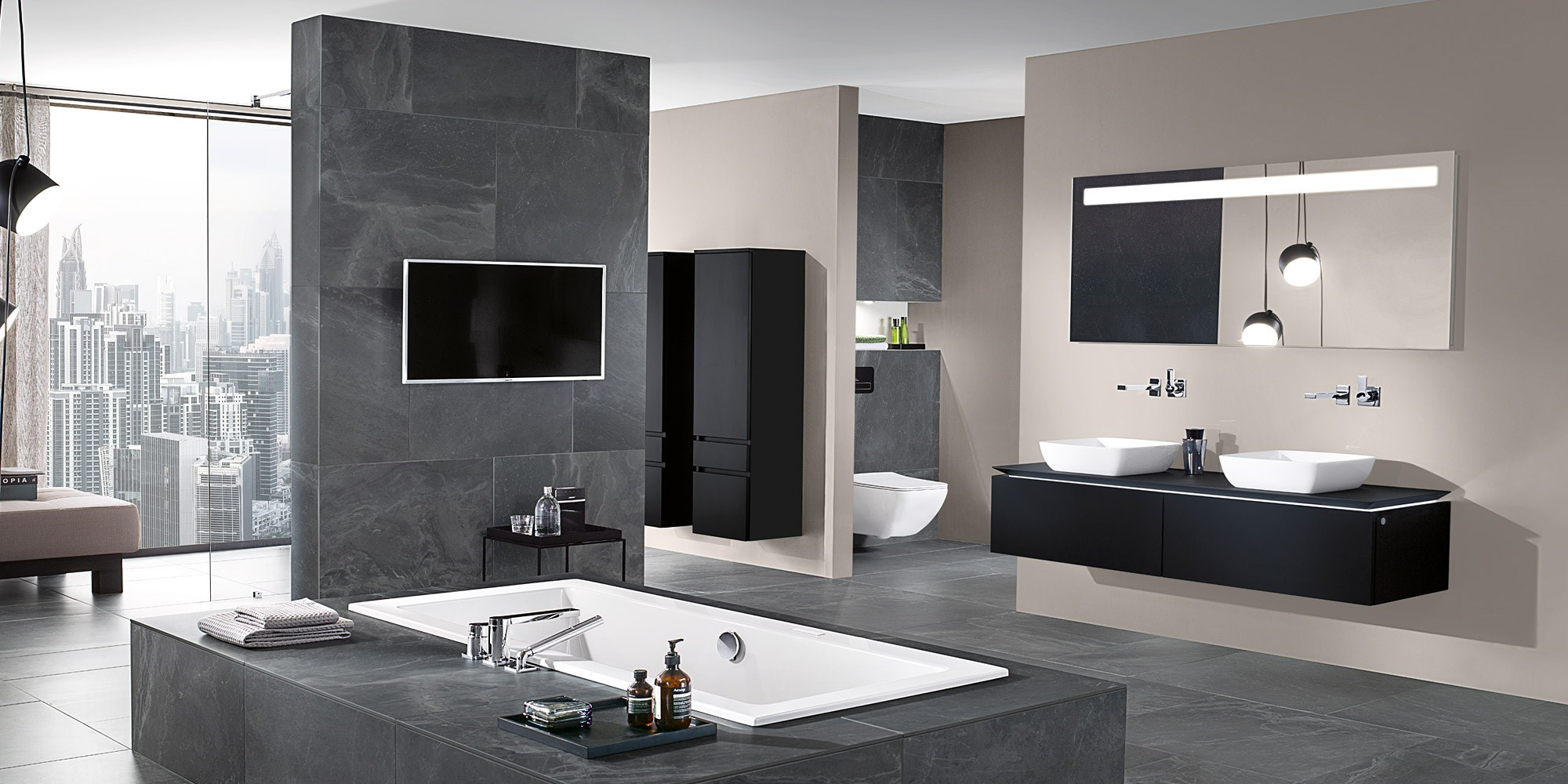 Bathrooms. Styles. Contemporary · Classical · Traditional